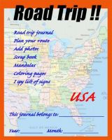 Road Trip USA Journal